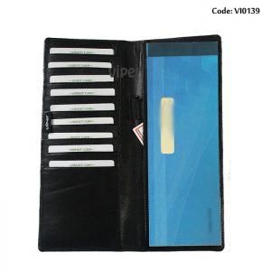 Check Book Cover Wallet-VI0139