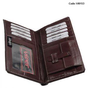 Long Wallet Chocolate-VI0153