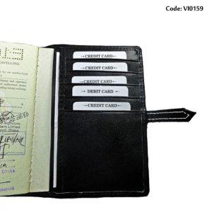 Passport Holder Cover-VI0159