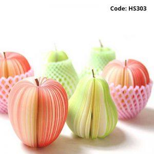 Apple Shape Pad-HS303