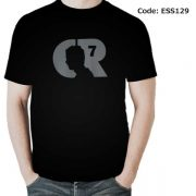 CR7 Men's Round Neck T-Shirt-ESS129