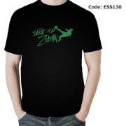 Dare to Zlatan Men's Round Neck T-Shirt-ESS130