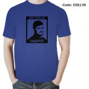 Iker Casillas Legend Men's Round Neck T-Shirt-ESS139