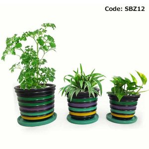 House Plant With Pot-SBZ12