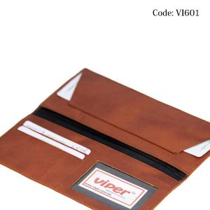 Slim Long Wallet-VI601