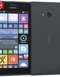 Nokia Lumia 730 Dual SIM Smartphone 8GB – Black