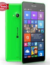 Microsoft Lumia 535 Dual SIM Smartphone 8GB – Green