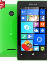 Microsoft Lumia 435 Dual SIM Smartphone 8GB – Green