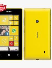 Nokia Lumia 525 Smartphone 8GB – Yellow