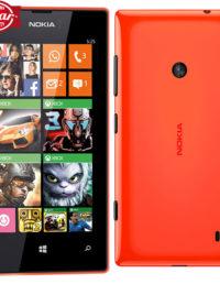 Nokia Lumia 525 Smartphone 8GB – Red