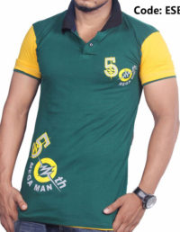 5 Mega Men Men's Polo Shirt