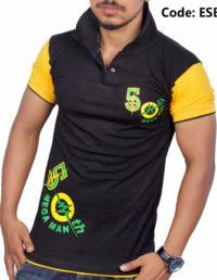 5 Mega Men Men's Polo Shirt