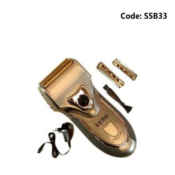 Kemei KM-RSCW-1758 Electric Shaver & Trimmer