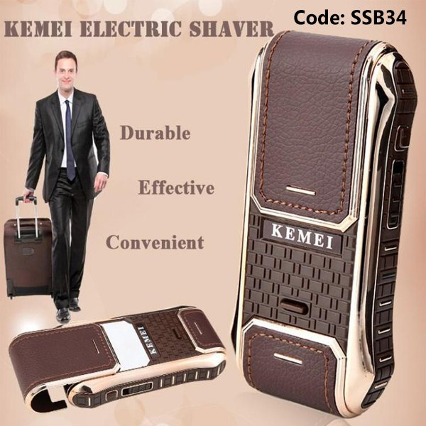 Kemie KM-5300 Hair Beard Trimmer & Shaver