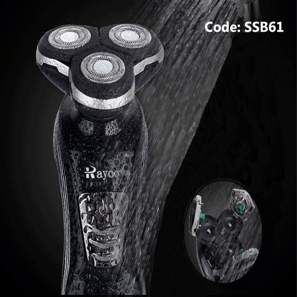 Philips Genuine Special Rechargeable Electric Shaver Razor Three Heads For Men