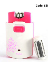 Kemei KM-2219 Luxury 2-In-1 Hair Remover & Shaver System For Lady