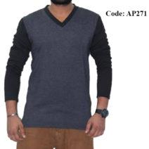 Apara Men's Full Sleeve T-shirt - AP271