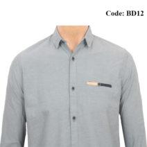 BLUE DREAM Full Sleeve Men's Casual Shirt - BD12