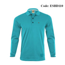 Men's Full Sleeve Polo Shirt by eShoppingBD - ESBD110
