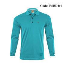 Men's Full Sleeve Polo Shirt by eShoppingBD - ESBD110