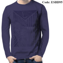 Men's Full Sleeve T-shirt by eShoppingBD - ESBD95
