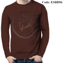 Men's Full Sleeve T-shirt by eShoppingBD - ESBD96