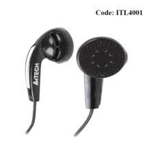 A4 Tech S-5 Metallic Black Ear Phone – ITL4001