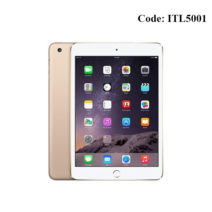 Apple iPAD Mini-3 (MGYN2ZP/A) Cellular Wi-Fi 64GB Gold 7.9 Inch Tablet