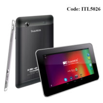 Twinmos T7283GD1 Dual Core 7 Inch Black Tablet