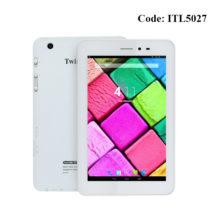 Twinmos T73GQ1 Quad Core 7 Inch White Tablet