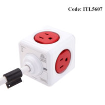Allocacoc 7324 Power Cube - ITL5607
