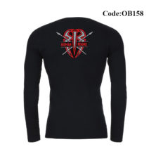 Ok Bazar Roman Rings Men's Full Sleeve T-shirt - OB158