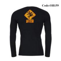 Ok Bazar Suplex Blue Rings Men's Full Sleeve T-shirt - OB159