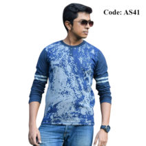 Men's Full Sleeve T-Shirt By Astatine - AS41