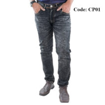 Export Quality Stylish Jeans Pant By Cut Price Shop BD - CP01
