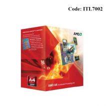 AMD APU A4 5300 3.4GHz 2-Core 1MB Cache 65W FM2 ProcessorAMD APU A4 5300 3.4GHz 2-Core 1MB Cache 65W FM2 Processor