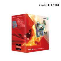 AMD APU A6-3500 2.1GHz 3-Core 3MB Cache 65W FM1 Processor