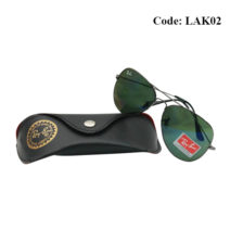 Ray Ban Men's Sunglass by Lakbuas - LAK02