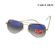 Ray Ban Men's Sunglass by Lakbuas - LAK31