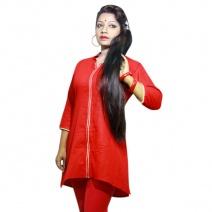 Valentines Day & Pohela Falgun Special Ladies Fatua By Apara