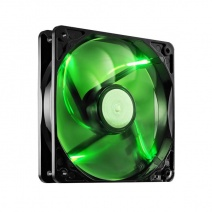 Cooler Master SICKLEFLOWX Green LED(ROW) Casing Cooling Fan