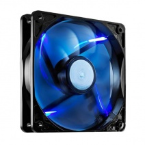 Cooler Master SICKLEFLOWX Blue LED(ROW) Casing Cooling Fan