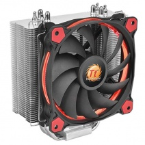 Thermaltake CL-P022-AL12RE-A Ring Silent 12 Red Air CPU cooler