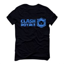 Clash Royale Men's Round Neck T-Shirt BY Ok Bazaar