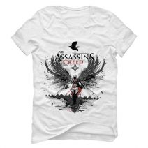 Assassins Creed Men's Round Neck T-Shirt BY Ok Bazaar