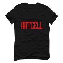 Artcell Men's Round Neck T-Shirt BY Ok Bazaar