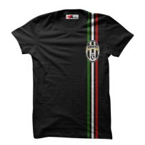 Juventus Men's Round Neck T-Shirt By The Apparel