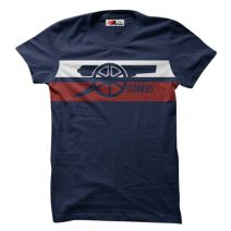 Arsenal Gunners Men's Round Neck T-Shirt By The Apparel
