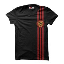 Bayern Men's Round Neck T-Shirt By The Apparel