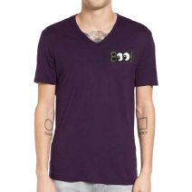 Export Quality Half sleeve Men's V-Neck T-Shirt By Apara